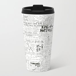 Dear Diary... Travel Mug