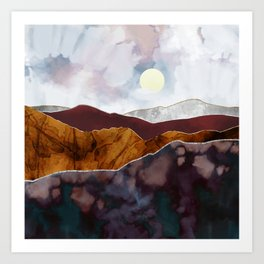 Distant Light Art Print