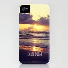 Carpe Diem iPhone (4, 4s) Slim Case
