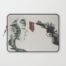 forest girl and gung Laptop Sleeve