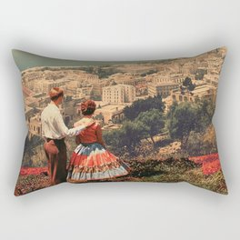 Is This The City We Dreamt Of Rectangular Pillow