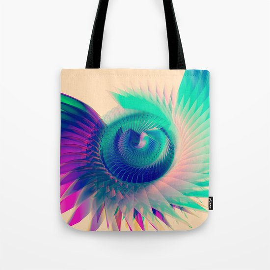 Abstract Wing Tote Bag