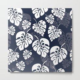 Tropical pattern 004 Metal Print