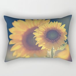 Sunflower 02 Rectangular Pillow