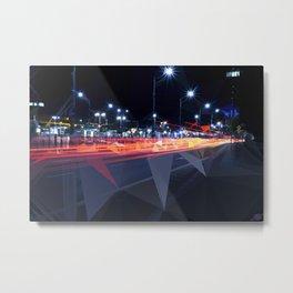 street shatter by saturn kat Metal Print