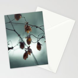 Frost & beauty III Stationery Cards