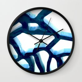 Ice? Ice? Baby Wall Clock