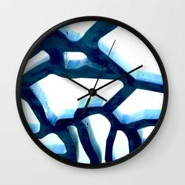 Ice? Ice? Baby Wall Clock