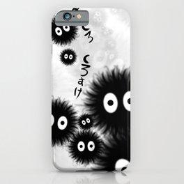 Makuro Kuro iPhone Case