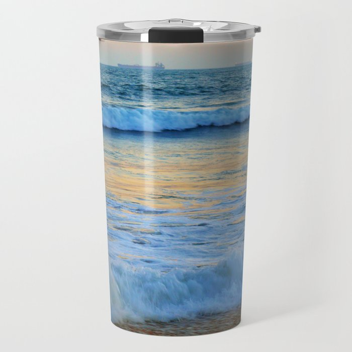 Ocean b Travel Mug
