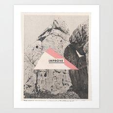 unnatural history Art Print