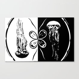 Jelly Duo Canvas Print