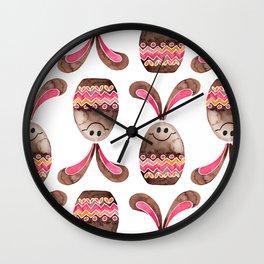 Bonnie the bunny Wall Clock