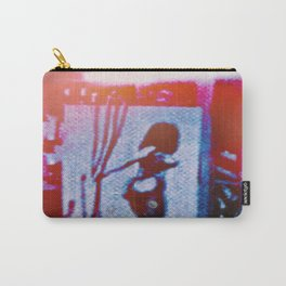Crossing Wires Carry-All Pouch