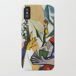Mixed Picasso · 3 iPhone Case