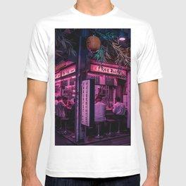 Ramen Corner in Tokyo T-shirt