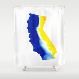 California Warrior 2 Shower Curtain
