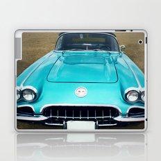 1960 Corvette Laptop & iPad Skin