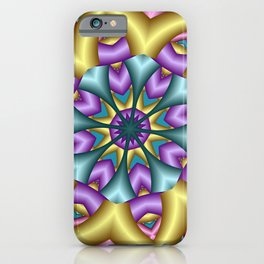 joy and energy -7- iPhone Case