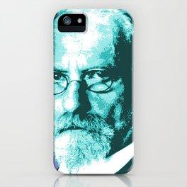 Edmund Husserl iPhone Case