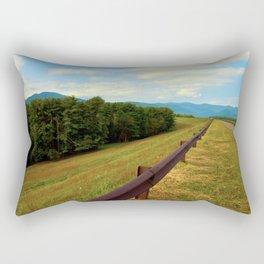 Ashokan Reservoir Rectangular Pillow