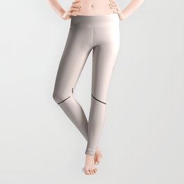 Boobs - Pale Leggings