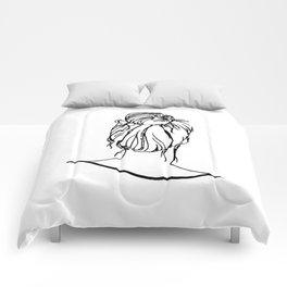 Top Knot/Top Notch Comforters
