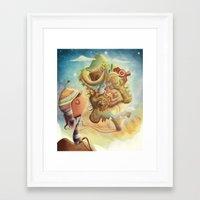 peru Framed Art Prints featuring Peru by andreaga