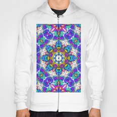 Drawing Floral Doodle G416 Hoody
