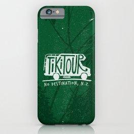 Tiki Tour iPhone Case
