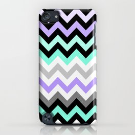 Chevron #14 iPhone Case