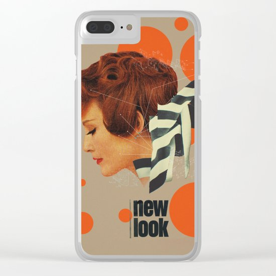 New Look Clear iPhone Case
