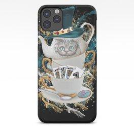 Alice in Wonderland Cheshire Cat iPhone Case