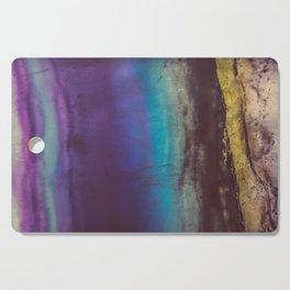 Bohemian Blue Earth Cutting Board