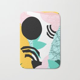 Abstract 6 Bath Mat
