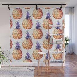 Fat Pineapple 3 Wall Mural