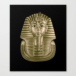 Golden King Tut Canvas Print