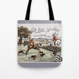 Tally Ho Tote Bag