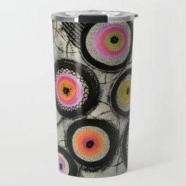 Flowers #2 Travel Mug