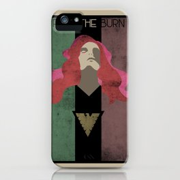 Feel The Burn iPhone Case