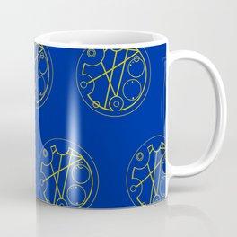 """I love you."" - Circular Gallifreyan Coffee Mug"