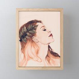 Josephine Framed Mini Art Print