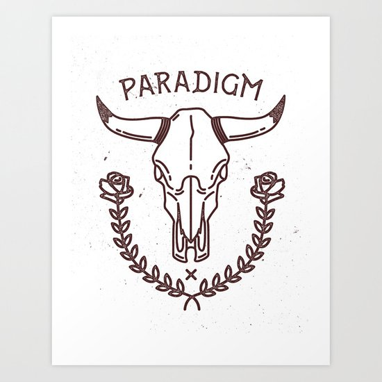 Paradigm Art Print