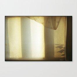 #12 Canvas Print