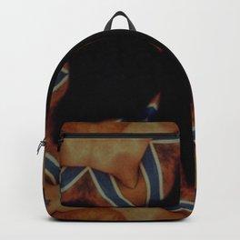 Hyper tribalism II Backpack