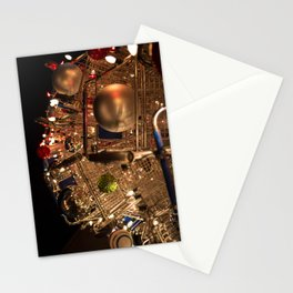 CHRISTMAS IN HOLLYWOOD - day six color Stationery Cards