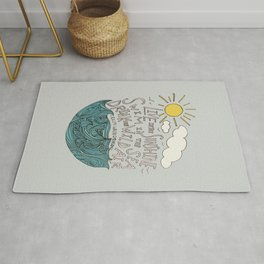 Emerson: Live in the Sunshine Rug