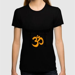 Tori Gate Silhouette and Om T-shirt