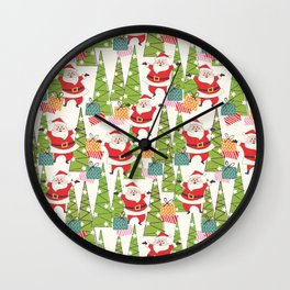 Jingle Jangle Wall Clock