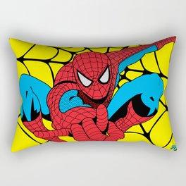 Spidey   Pop Art Rectangular Pillow